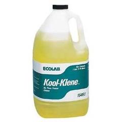 MON61026710 - Ecolab - Kool-Klene® Freezer Cleaner Liquid, 1 gal., 4/CS