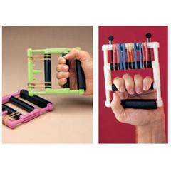 MON61027700 - Sammons PrestonHand Exerciser Hand Helper® II Neon Green