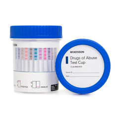 MON61252425 - McKesson - Drugs of Abuse Test 12-Drug Panel (16-6125A3), 25 EA/BX