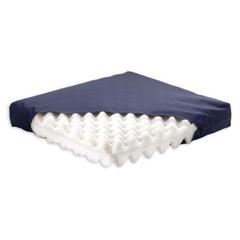 MON61614300 - Bluechip MedicalSeat Cushion Gel-Pro® DLX 16 X 18 X 3 Inch Gel / Foam