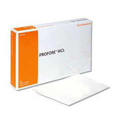 MON61662100 - Smith & NephewProfore Wound Contact Layer Non Adherent Dressing 5 1/2in x 8in