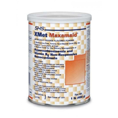 MON61942600 - NutriciaMetabolic Oral Supplement XMet XCys Maxamaid Unflavored 17.6 oz. Can Powder