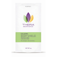 MON61961401 - McKessonSkin Protectant THERA Calazinc Body Shield 4 Gram Individual Packet