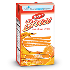 MON62002600 - Nestle Healthcare NutritionResource Breeze or Flavored 8 Oz Brik Pak 0.76Cal/ml