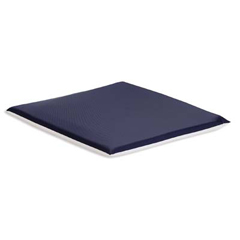 MON62114300 - Bluechip MedicalSeat Cushion Gel Pro® Low-Pro 18 X 20 X 1-3/4 Inch Gel / Foam