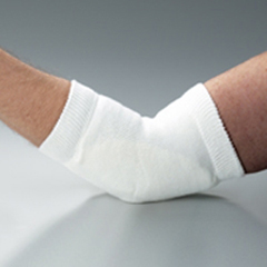 MON62243000 - PoseyHeel / Elbow Protector Sleeve Large White