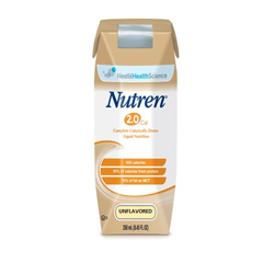 MON62302600 - Nestle Healthcare NutritionNutren 2.0  Complete Calorically Dense Liquid Nutrition