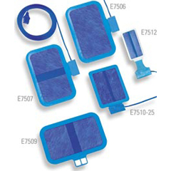 MON194823EA - Cardinal Health - Electrosurgical Return Pad PolyHesive Single Use / Pre-attached Cord / NonSterile