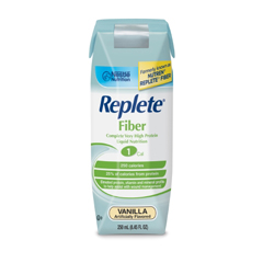 MON62452601 - Nestle Healthcare NutritionOral Supplement / Tube Feeding Replete® Fiber Vanilla 250 ml