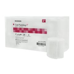 MON62552000 - McKessonCast Padding Medi-Pak® Performance 3 Inch X 4 Yard Polyester NonSterile, 20RL/BG
