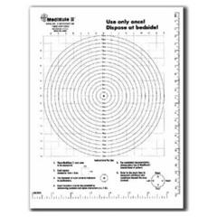 MON62552110 - Mabis HealthcareDevice Measuring Medirule 100EA/BX