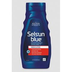MON62731800 - ChattemDandruff Shampoo Selsun Blue® 11 oz. Flip Top Bottle