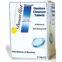 MON459302BX - Donovan Industries - DawnMist®® Denture Cleaner (DEN6290), 90 EA/BX