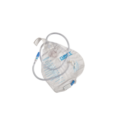 MON187401CS - Cardinal Health - Curity Urinary Drain Bag Anti-Reflux Valve 2000 mL Vinyl