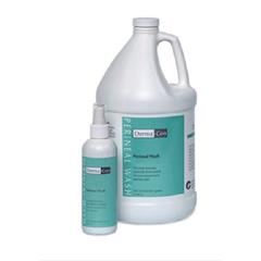 MON63291801 - Central SolutionsPerineal Wash DermaCen Liquid 8.5 oz. Pump Bottle Pleasant Scent