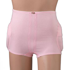 MON63303000 - PoseyHip Protection Brief Community Hipsters® Standard Brief Large Pink Female