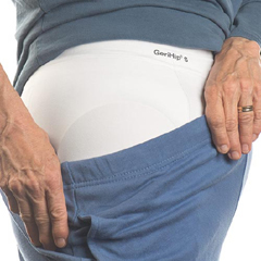 MON63403000 - Prevent ProductsGeriHip® PPI-RAP™ Hip Protection Brief with Pads (36-400)