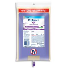 MON63912600 - Nestle Healthcare NutritionTube Feeding Peptamen AF® Unflavored 1000 mL, 6EA/CS