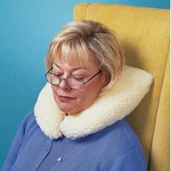 MON64003000 - Hermell ProductsCervical Pillow