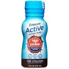 MON981859CS - Abbott Nutrition - Oral Supplement Ensure ActiveLight Vanilla 8 oz. Bottle Ready to Use