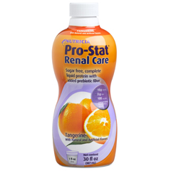 MON64142601 - Medical Nutrition USAOral Supplement Pro-Stat® Renal Care Tangerine 30 oz.