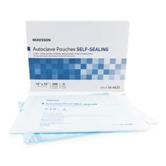 MON64221205 - McKessonPch Self Seal Econ 12X15 200EA/BX 5BX/CS