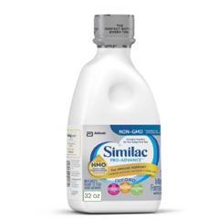 MON64482601 - Abbott NutritionInfant Formula Similac® Advance® Non-GMO 32 oz. Bottle Ready to Use