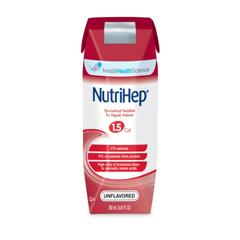 MON64792600 - Nestle Healthcare NutritionTube Feeding NUTRIHEP® Unflavored 250 mL, 24EA/CS