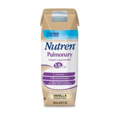 MON64802600 - Nestle Healthcare NutritionNutren Pulmonary Vanilla 250ml