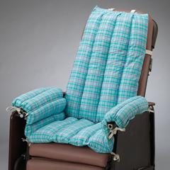 MON65264300 - PoseySeat Cushion Comfy-Seat 20 X 22 Inch Seat, 22 X 31 Inch Back, 20 X 20 Side Fiber Fill