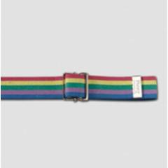 MON65273000 - PoseyGait Belt Fiesta 71 Inch Cotton
