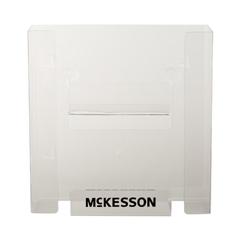 MON65321300 - McKessonGlove Box Dispenser Horizontal or Vertical Mount 2-Box Clear 4 X 10 X 10-3/4 Inch Plastic