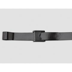 MON65443000 - PoseyGait Belt Premium EZ Clean 70 Inch Black Polyethylene