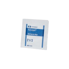 MON65604901 - MedtronicKendall™ Skin Barrier Wipe Webcol Individual Packet Alcohol