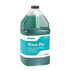 MON868829CS - Ecolab - Rinse Dry® Drying Agent, 4 EA/CS