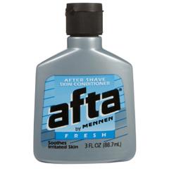 MON65761700 - Colgate-PalmoliveAfter Shave Afta 3 oz. Bottle