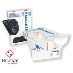 MON65874100 - Saalfeld RedistributionTrash Bag Clear 60 Gallon 38 X 58 Inch, 100EA/CS