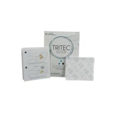 MON66052100 - Milliken & Company - Silver Dressing Tritec Silver 4 x 5 Rectangle Sterile