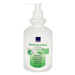 MON1113253EA - Abena - Rinse-Free Washing Lotion, 500 mL Pump Bottle, Scented
