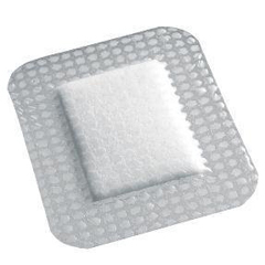 MON66742101 - Smith & Nephew - OpSite Post Op Transparent Film Dressing with Pad (66000714)