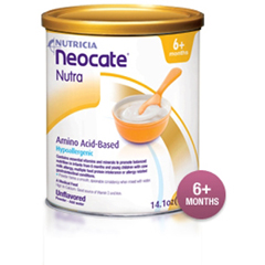 MON817590EA - Nutricia - Oral Supplement Neocate® Nutra Unflavored 14.1 oz.
