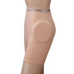MON67163000 - PoseyHip Protection Brief Hipsters® Standard Large Beige Unisex