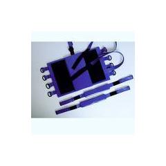MON67333000 - Moore MedicalHead / Chin Straps Vinyl Coated, 2/PK