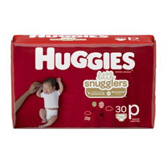 MON67333101 - Kimberly Clark ProfessionalHuggies® Maximum Absorbency, Preemie, Up to 6 lbs., 30/PK