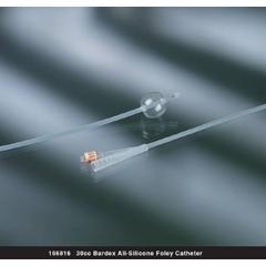 MON68201900 - Bard MedicalFoley Catheter Bardex 2-Way Standard Tip 30 cc Balloon 20 Fr. Silicone