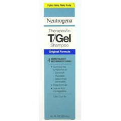 MON69041800 - Johnson & JohnsonShampoo Neutrogena T/Gel 8.5 oz. Bottle Scented