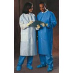 MON69208500 - Moore MedicalLab Coat Basics Plus White Large Long Sleeve, 25EA/CS