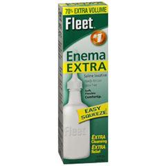 MON69222700 - C.B. FleetEnema Fleet 7.8 oz. 19 Gram / 7 Gram Strength Monobasic Sodium Phosphate / Dibasic Sodium Phosphate