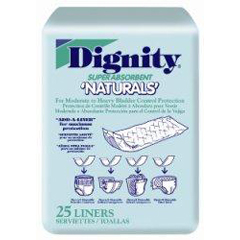 MON69553100 - HartmannDignity Natural Super Pad 4X12in