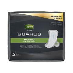 MON69633102 - Kimberly Clark ProfessionalDepend® Male Bladder Control Pads (46963), 104/CS